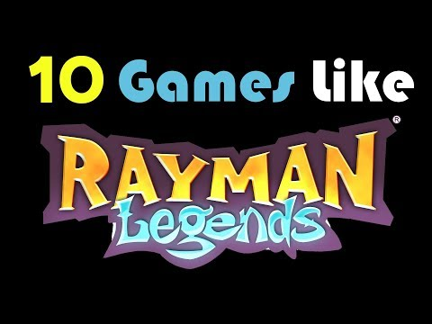 10 Games Like Rayman Legends