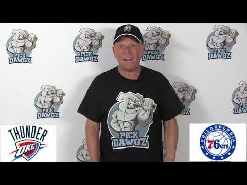 Philadelphia 76ers vs Oklahoma City Thunder 1/6/20 Free NBA Pick and Prediction NBA Betting Tips