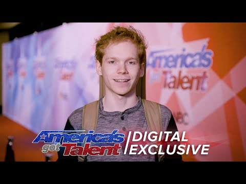 Chase Goehring Sends A Massive Thanks To His Fans - America's Got Talent 2017