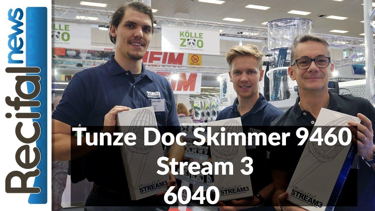 fisch und reptil 2017 tunze doc skimmer 9460 stream 3 nanostream