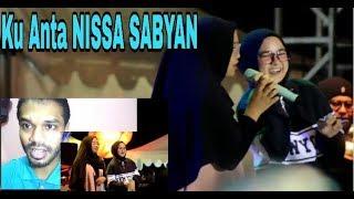 Gambar cover Ku Anta NISSA SABYAN | Reaction  #Twoc