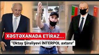 """""""Harda ölmüsən, Oktay Şirəliyev?! Xəstəxanalarda millət qırılır!"""""""