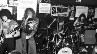 Iron Maiden 1977 Rare recording - Dennis Willcock Intro - Iron Maiden gig