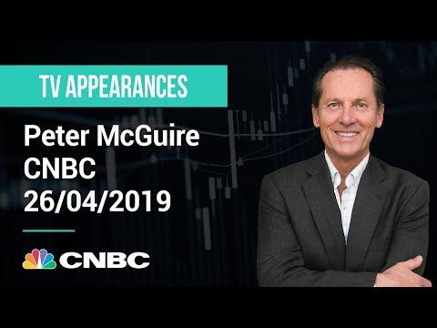 XM.COM - Peter McGuire - CNBC - 26/04/2019
