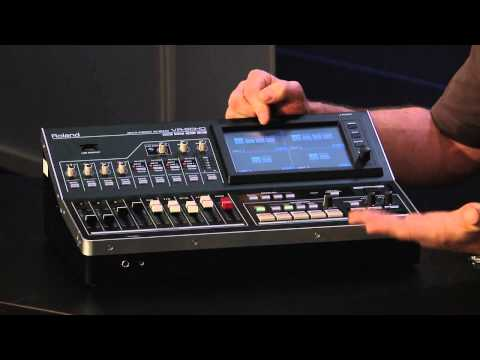 A USB Multi-Format Audio/Video Mixer from Roland