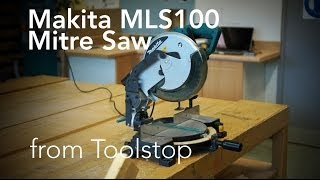 Makita Mls100 Compound Mitre Saw From Toolstop