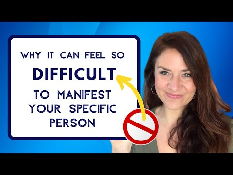 Why It Feels Difficult to Manifest a Specific Person ∬ Everyone is You Pushed Out Mistakes
