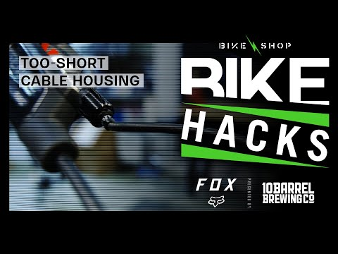 Bike Hacks: Short Cuts
