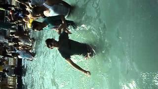 Big Slide sozo water park in lahore
