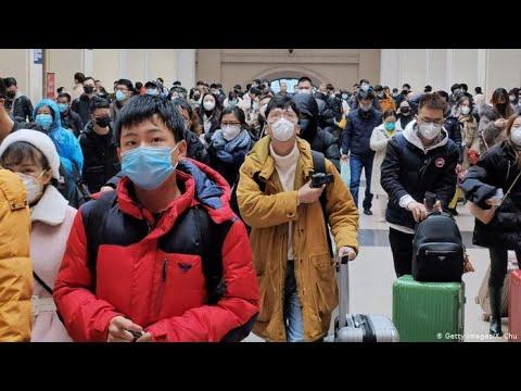 СORONAVIRUS People In Panic Flee From China #Coronavirus | Коронавирус люди в панике бегут с Китая