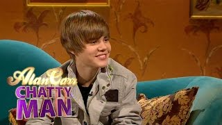 Justin Bieber - Full Interview on Alan Carr: Chatty Man