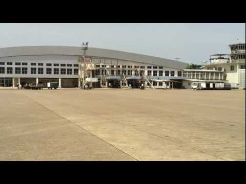 Freetown Lungi International Airport