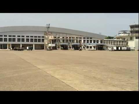 Freetown Lungi International Airport
