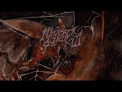 MAJESTIC DOWNFALL - Veins (Official Track Premiere)