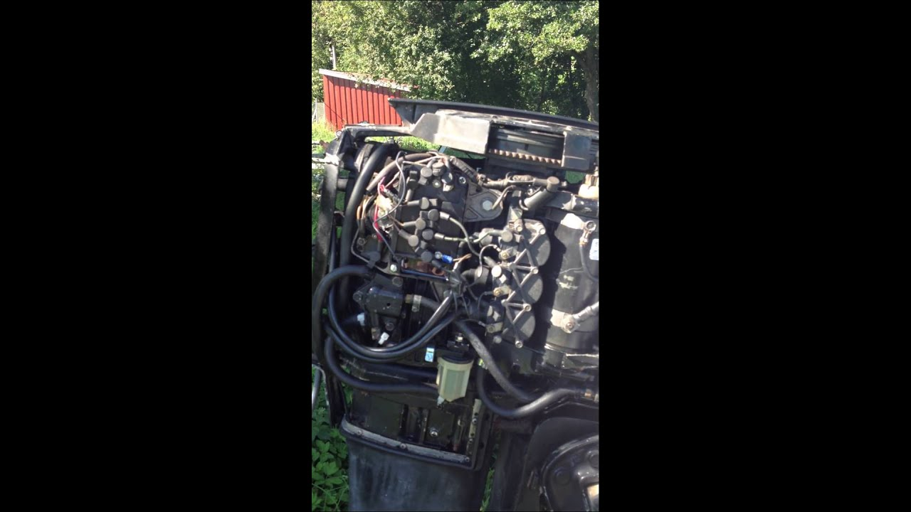 1984 60 hp Mercury outboard stalling at full throttle  Coil-issue???