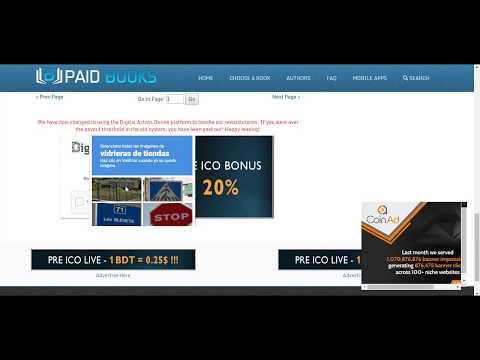 Digital Artists Online + Página de autosurf para cobrar mas fácil + gana bitcoin