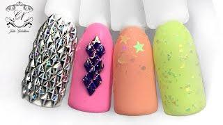 """НОВЫЕ товары для ногтей с ALIEXPRESS\ Кисть """"Русалка""""\Все для дизайна ногтей"""