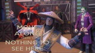 Mortal Kombat 11 - Alternate Game Ending