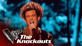 Harrisen Larner-Main's 'You Get What You Give' | The Knockouts | The Voice UK 2019
