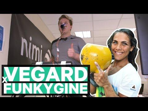 Vegard X Funkygine #1: - Jeg er dritnervøs