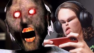 I CAME, I SAW, I CONQUERED (extreme) | Granny (extreme mode) Gameplay Part 4 (Iphone horror game!)