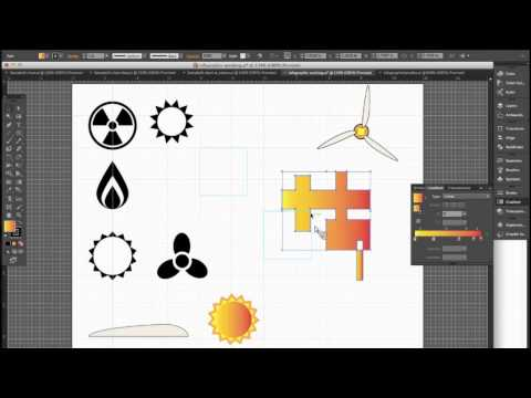 Adobe Illustrator  Infographics HD