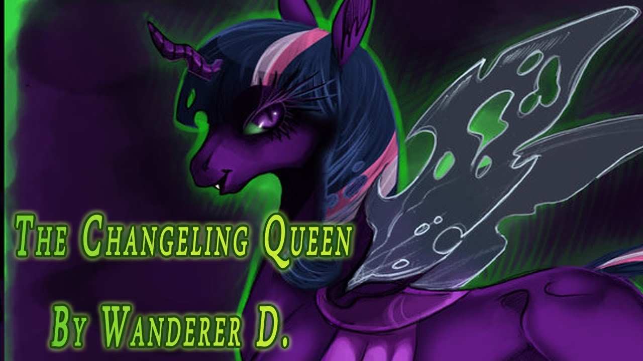 Mlp Changeling Tf: Key Reads: The Changeling Queen (Darkfic)