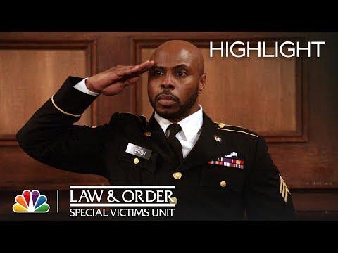 Law & Order: SVU - A True Hero (Episode Highlight)