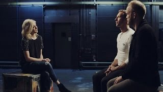 Interview Coldplay [Ghost Stories Tv Special] - Partie01