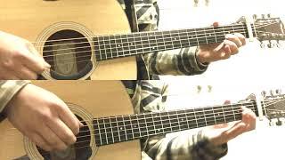 IZ*ONE_ご機嫌サヨナラ(기분 좋은 안녕/Gokigen Sayonara) Guitar cover