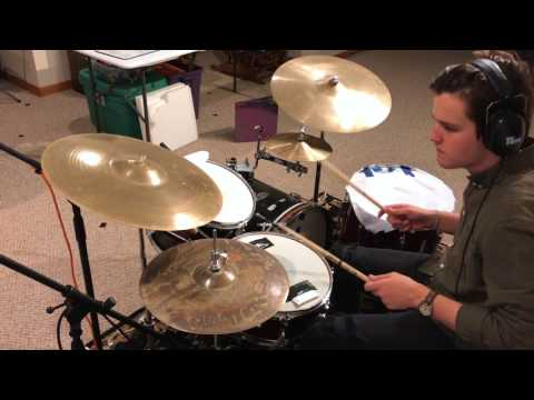 """The Moment"" Tame Impala Drum Cover"