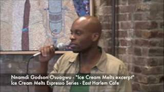 "Ice Cream Melts Espresso Series Nnamdi Godson Osuagwu author of  ""Ice Cream Melts"" Thumbnail"