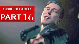Quantum Break Gameplay Walkthrough Part 16 [1080p HD Xbox One] - No Commentary