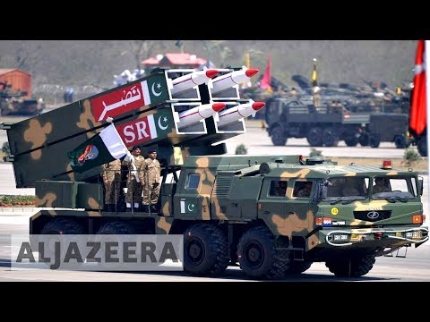 India and Pakistan: Rivals in a nuclear arms race