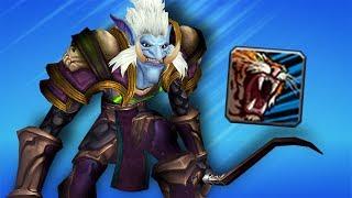 Beast Master Hunter 1V4! (5v5 1v1 Duels) - PvP WoW: Battle For Azeroth 8.1