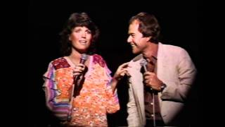 "LUCIE ARNAZ & LAURENCE LUCKINBILL ""MAKIN"