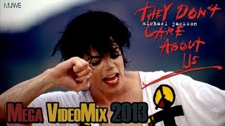 Скачать Michael Jackson They Don T Care About Us MJWE Mix 2013
