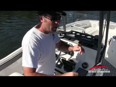 JetBoatPilot Lateral Thruster Usage Tips Episode One