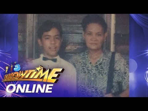 It's Showtime Online: Douglas Dagal says his mother is the most beautiful person