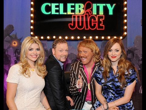No rufus celebrity juice