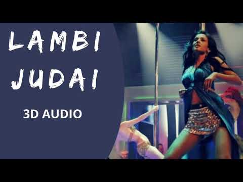 3D Audio | Lambi Judai - Jannat | Wave Music