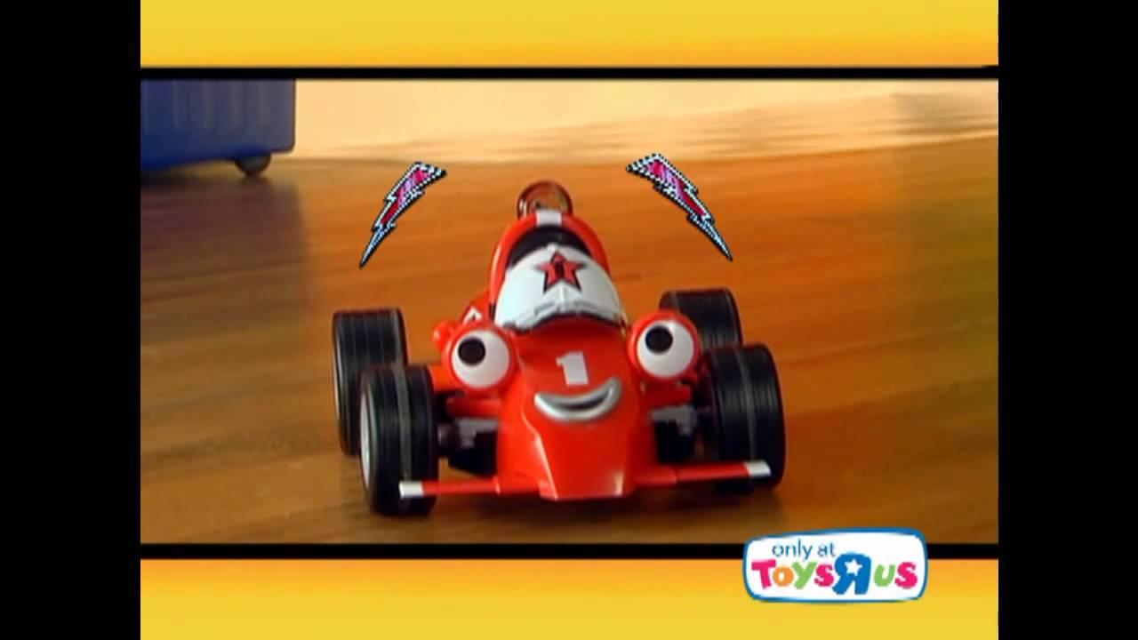 Roary The Racing Car Nick Jr