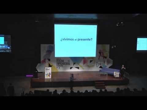 """Auditorio 1. """"Mindfulness y Creatividad: Mente sin límites"""". Andrés Pomares"""