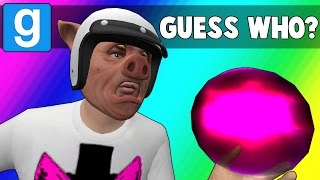 Gmod Guess Who Funny Moments - Shit Mints! (Garry
