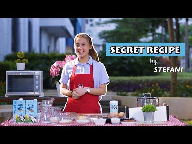 SECRET RECIPE BY STEFANI MASTER CHEF INDONESIA SEASON 5