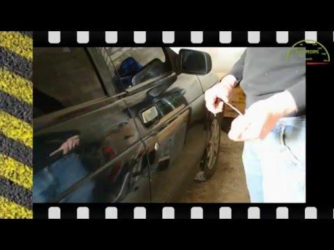 Как открыть дверь ВАЗ 2110 без ключа