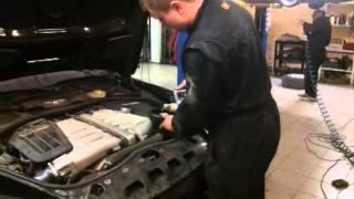 Ремонт Bentley:  Качественный автосервис в Москве, АвтоТехЦентр на ЦМТ(, 2014-02-02T19:49:51.000Z)