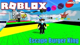 Today it will be Burger King! | ROBLOX #4 | Jawocraft | SK/CZ