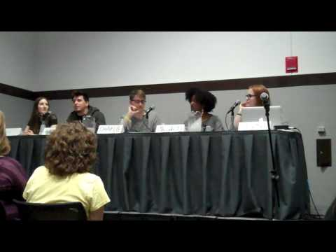"""What is a Nerdfighter?"" NerdCon: Nerdfighteria 2017 Panel"