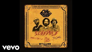 """Sean Paul, Damian """"Jr. Gong"""" Marley, Chi Ching Ching - Schedule (Official Audio)"""
